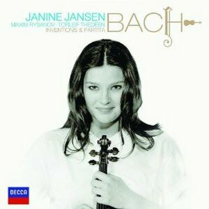 CD Invenzioni - Partite di Johann Sebastian Bach
