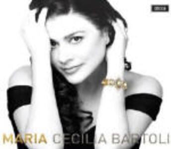 Maria - CD Audio + DVD di Cecilia Bartoli