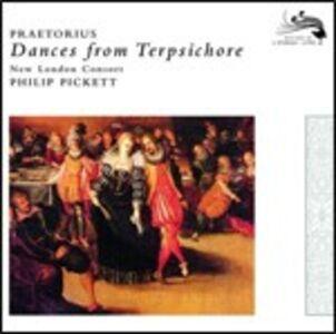 CD Danze da Tesicore di Michael Praetorius
