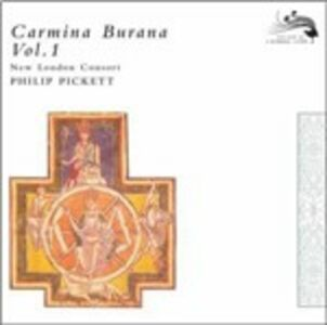 CD Carmina Burana vol.1