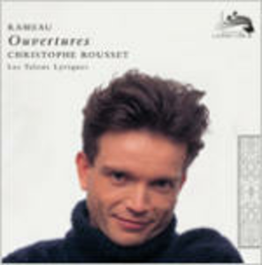 CD Ouvertures di Jean-Philippe Rameau