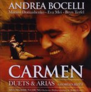 CD Carmen di Andrea Bocelli
