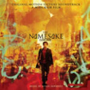 Foto Cover di The Namesake, CD di Nitin Sawhney, prodotto da Decca