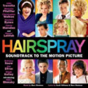CD Hairspray (Colonna Sonora)