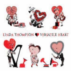 CD Versatile Heart di Linda Thompson