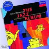 CD The Jazz Album Dmitri Shostakovich Riccardo Chailly Royal Concertgebouw Orchestra