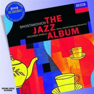 CD The Jazz Album di Dmitri Shostakovich
