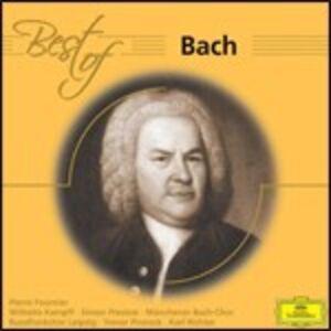 CD Best of Bach di Johann Sebastian Bach