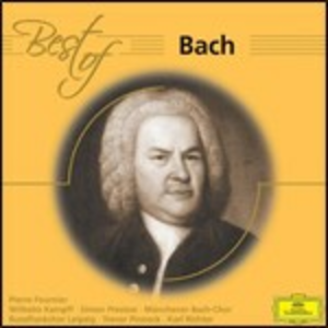 CD Best of Bach di Johann Sebastian Bach