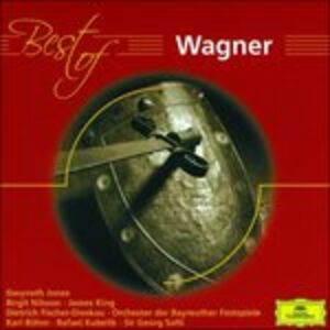 Foto Cover di Best of, CD di Richard Wagner, prodotto da Eloquence