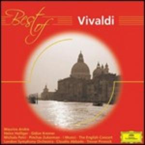 CD Best of Vivaldi di Antonio Vivaldi