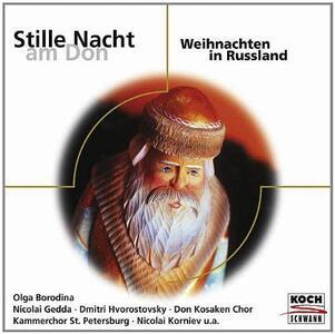 Weihnachten in Russland - CD Audio