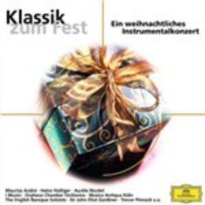 CD Klassik Zum Fest