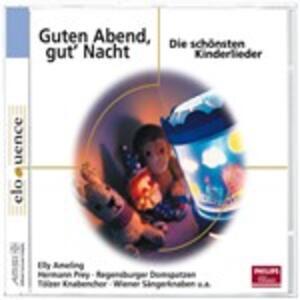 Guten Abend Guten Nacht - CD Audio