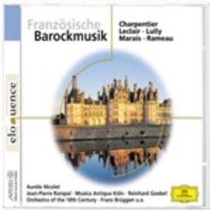 CD Franzosische Barockmusik
