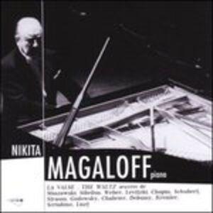 Foto Cover di The Waltz, CD di Nikita Magaloff, prodotto da Accord