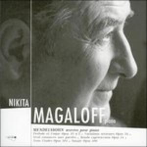 CD Opere per pianoforte di Felix Mendelssohn-Bartholdy