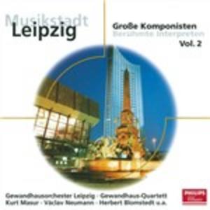 CD Musikstadt Leipzig vol.2