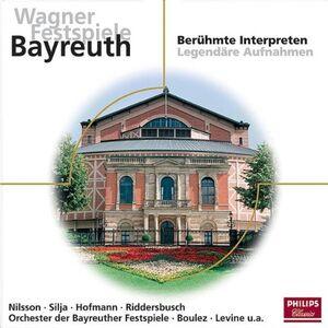 CD Wagner - Festspiele Bayreut di Richard Wagner