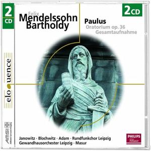 CD Paulus di Felix Mendelssohn-Bartholdy