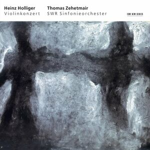 CD Concerto per violino di Heinz Holliger