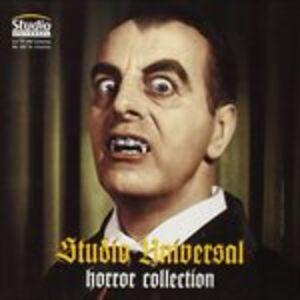 CD Studio Universal Horror Collection (Colonna Sonora)