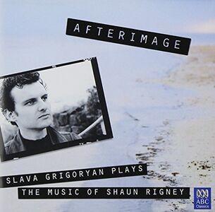 Foto Cover di After Image, CD di Slava Grigoryan, prodotto da ABC