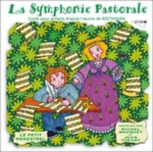 CD Petit Menestrel. La Sympho di Ludwig van Beethoven