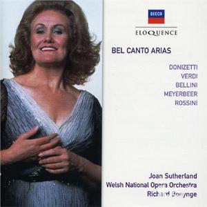 CD Bel Canto Arias