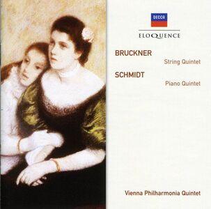 CD Quintetto per Archi di Anton Bruckner