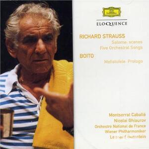 Songs - CD Audio di Richard Strauss