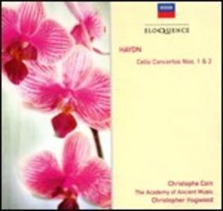 CD Concerti per violoncello n.1, n.2 di Franz Joseph Haydn
