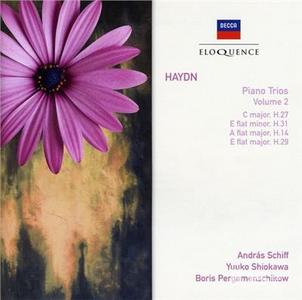 CD Trii con Pianoforte vol.2 di Franz Joseph Haydn