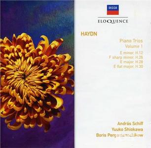 CD Trii con Pianoforte vol.1 di Franz Joseph Haydn