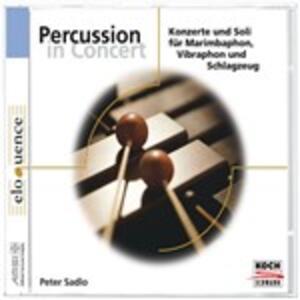 Percussion in Concert - CD Audio