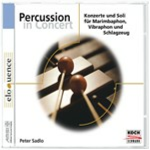 CD Percussion in Concert