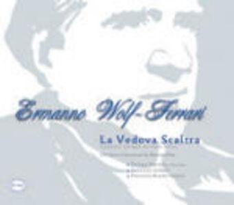 CD La vedova scaltra di Ermanno Wolf-Ferrari