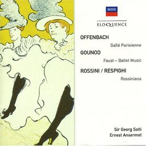 CD Gaite Parisienne di Jacques Offenbach