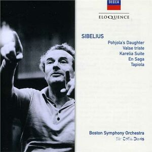 CD Karelia Suite - Pohjolas da di Jean Sibelius