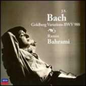 CD Variazioni Goldberg Johann Sebastian Bach Ramin Bahrami