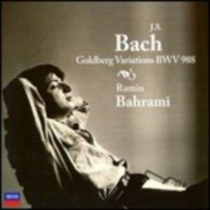 Foto Cover di Variazioni Goldberg, CD di Johann Sebastian Bach,Ramin Bahrami, prodotto da Universal Classic