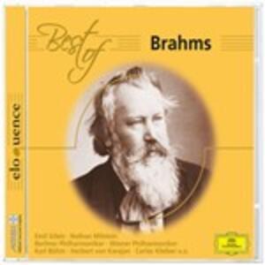 Best of - CD Audio di Johannes Brahms