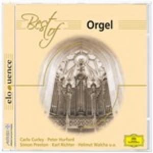 CD Best of Orgel