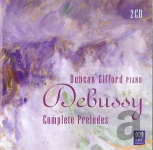 CD Complete Preludi di Claude Debussy