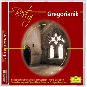 CD Best of Gregorianik