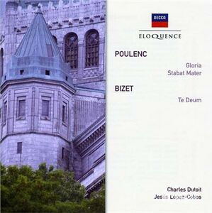 CD Stabat Mater di Francis Poulenc