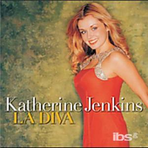 CD La Diva di Katherine Jenkins