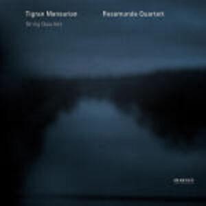 CD Quartetti per archi n.1, n.2 - Testament di Tigran Mansurian