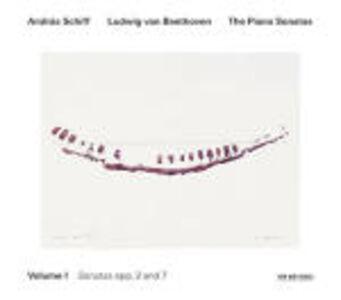 CD Sonate per pianoforte vol.1: op.2, op.7 di Ludwig van Beethoven
