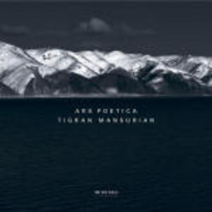 CD Ars Poetica di Tigran Mansurian